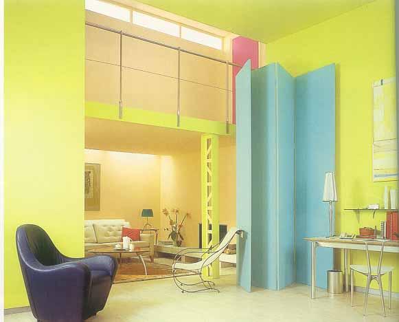 Цветовое решение дома