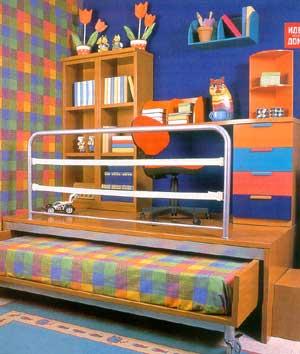 Дизайн потолков детских комнат фото