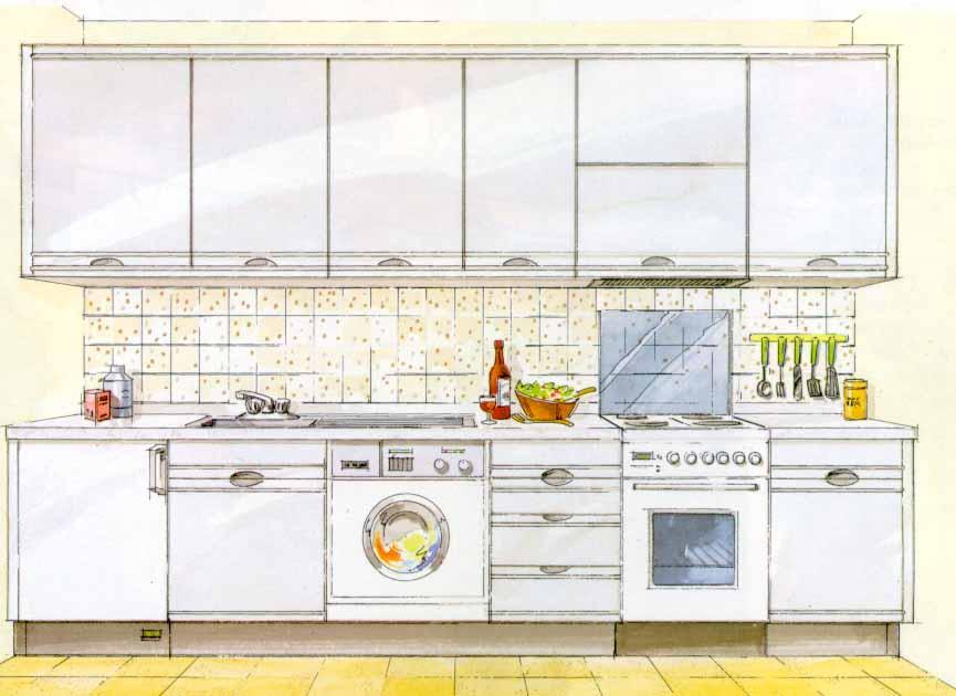 всей кухонной техники с