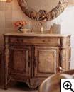 ...стал строить и обставлять в том же стиле дворцы в Петергофе и Царском.