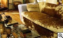 В стилизованных интерьерах применяется также мебель с... Очень...