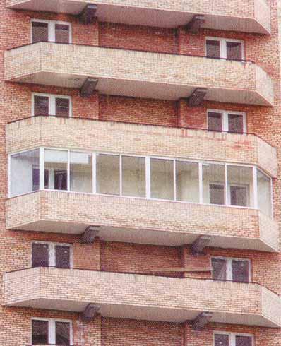 Балкон, огражденный законом.
