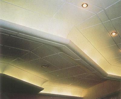Кассетные и реечные потолки