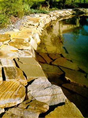 Защита водоема от промерзания
