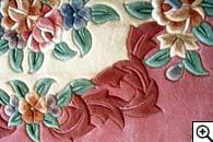 Скульптурные ковры придумали в Китае в средние века, в Америке они...